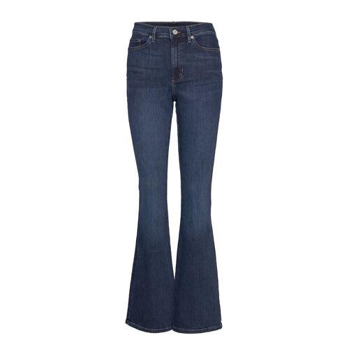 BANANA REPUBLIC High-Rise Flare Jean Jeans Mit Schlag Blau BANANA REPUBLIC Blau 32,36,38,42,34,30