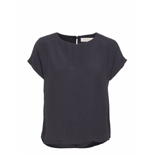 BUSNEL Mira Top T-Shirt Top Blau BUSNEL Blau 36