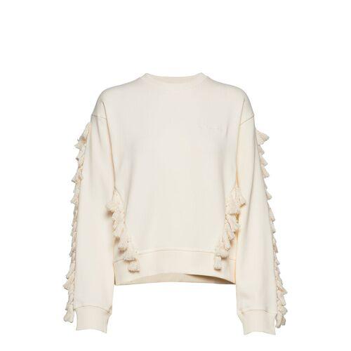 BY MALENE BIRGER Tuya Sweat-shirt Pullover Creme BY MALENE BIRGER Creme S,M,XS,XL,L