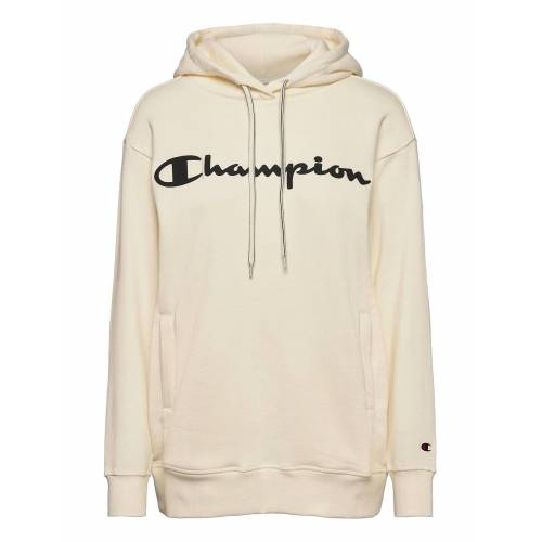 Champion Hooded Sweatshirt Hoodie Pullover Creme CHAMPION Creme S,M,L,XS,XL