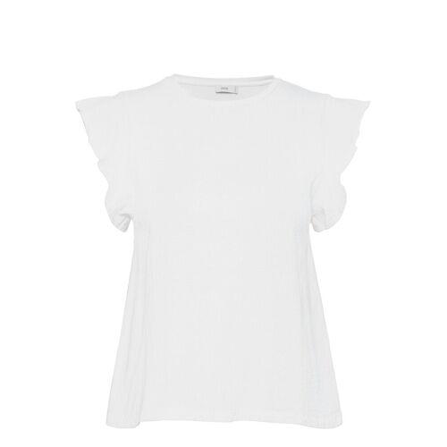 closed Women´S Top T-Shirt Top Weiß CLOSED Weiß M,S,XS,L,XL
