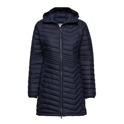 Columbia Powder Lite Mid Jacket Gefütterter Mantel Blau COLUMBIA Blau XS