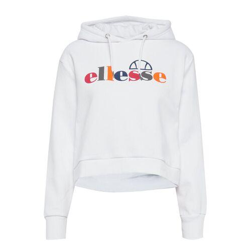 Ellesse El Gaetana Oh Hoody Crop Tops Weiß ELLESSE Weiß M/12
