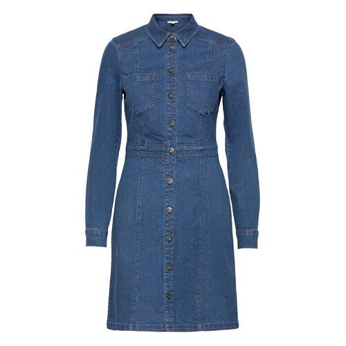 edc by esprit Dresses Denim Dresses Jeans Dresses Blau EDC BY ESPRIT Blau L,M,S,XL,XXL,XS