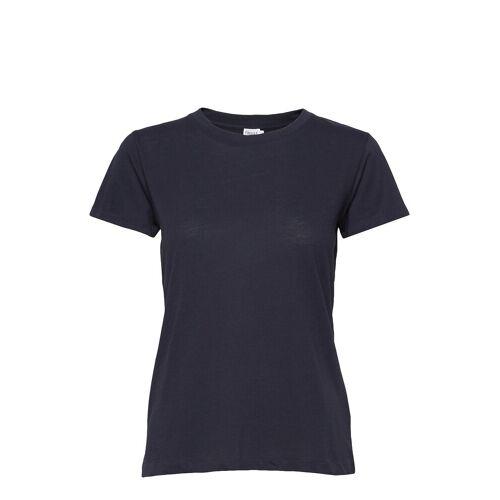FILIPPA K Cotton Tee T-Shirt Top Blau FILIPPA K Blau L,M,S,XS,XL