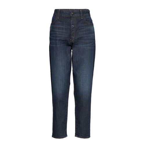 G-Star Raw Janeh Ultra High Mom Ankle Wmn C Jeans Mom Jeans Blau G-STAR RAW Blau 27,28,25