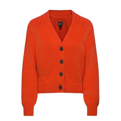 GAP Slouchy Cardigan Cardigan Strickpullover Orange GAP Orange S,M,L,XL,XS,XXL