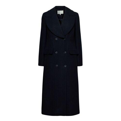 Gestuz Lilotgz Coat Ma 20 Wollmantel Mantel Blau GESTUZ Blau 36,40,34