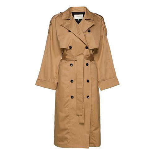 Gestuz Miagz Coat Ma20 Trenchcoat Mantel Beige GESTUZ Beige XS/S,M/L