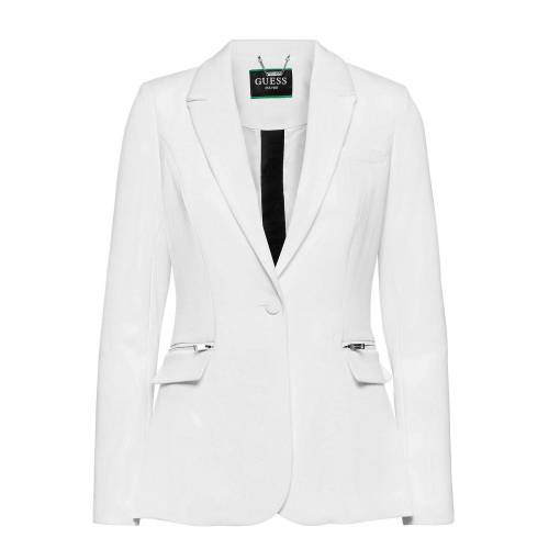 GUESS JEANS Selene Blazer Blazers Business Blazers Weiß GUESS JEANS Weiß M,S,XS,XL,L