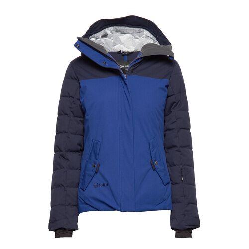 HALTI Kilta Women'S Dx Ski Jacket Gefütterte Jacke Blau HALTI Blau 38,36,42,40,34,44