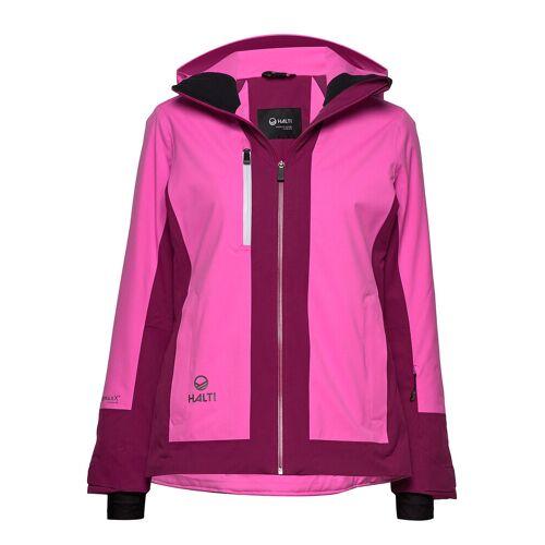 HALTI Podium Ii W Jacket Outerwear Sport Jackets Pink HALTI Pink 38,36,42