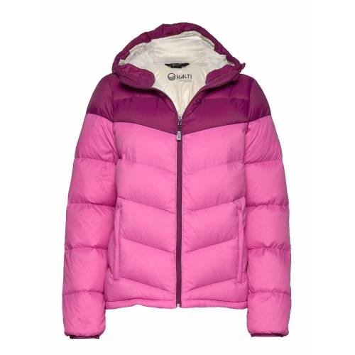 HALTI Halle W Jacket Gefütterte Jacke Pink HALTI Pink 42,36,38