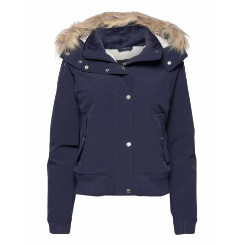 Hollister All Weather Bomber Bomberjacke Blau HOLLISTER Blau S,XS