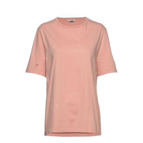 HOLZWEILER Band Tee T-Shirt Top Pink HOLZWEILER Pink XS,M,S,L