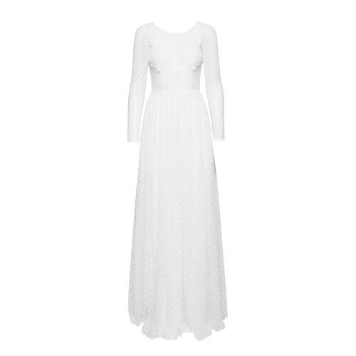 IDA SJÖSTEDT Emily Dress Brautkleid Weiß IDA SJÖSTEDT Weiß 36,42,34,40