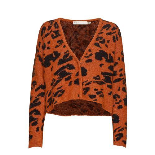 INWEAR Ineziw Cardigan Cardigan Strickpullover Orange INWEAR Orange S/M,L/XL,XS/S