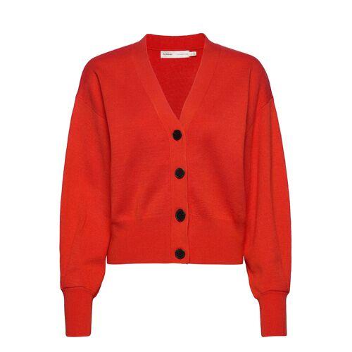 INWEAR Sammyiw Cardigan Cardigan Strickpullover Orange INWEAR Orange L,S,XL,XS,XXS