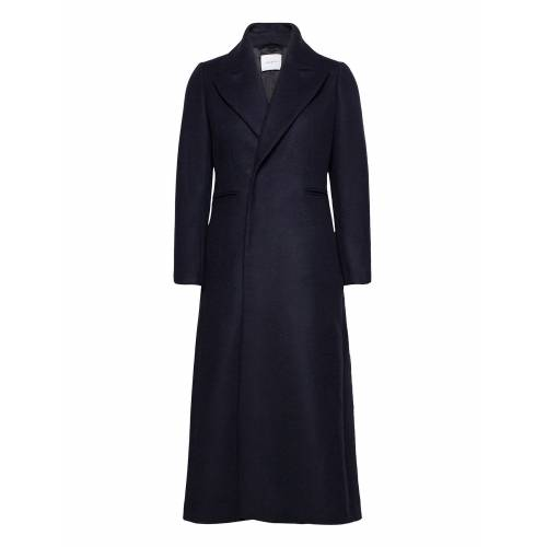 IVY & OAK Maxi Coat Wollmantel Mantel Blau IVY & OAK Blau 36,38,34