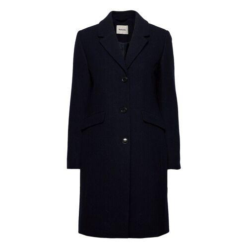 MODSTRÖM Pamela Coat Wollmantel Mantel Blau MODSTRÖM Blau M,S,L,XS,XL
