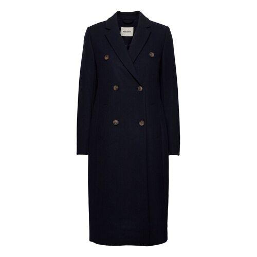 MODSTRÖM Odelia Long Coat Wollmantel Mantel Blau MODSTRÖM Blau L,S,M,XS,XL