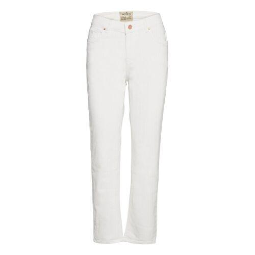 MORRIS LADY Bardot Jeans Jeans Mit Schlag Weiß MORRIS LADY Weiß 28,30,31,26,29,33,32,34,27,24