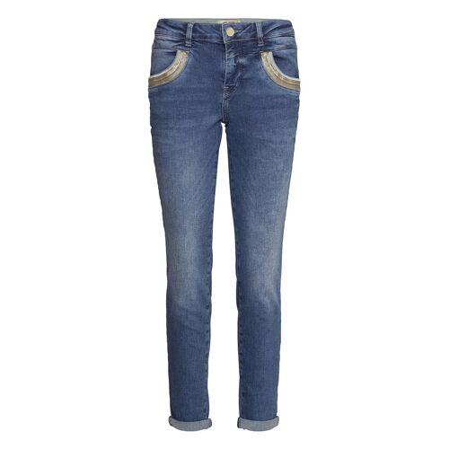 MOS MOSH Naomi Wave Jeans Slim Jeans Blau MOS MOSH Blau 29,28,27,26,33,30,32,31,25,24