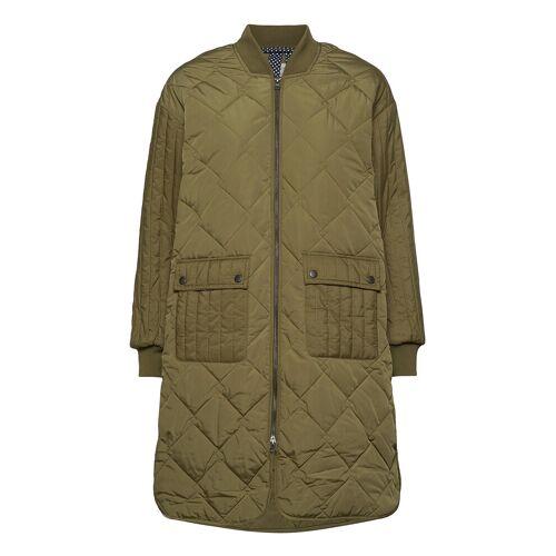 NÜMPH Nubisisu Jacket Steppjacke Grün NÜMPH Grün 38,44,42,40,36,34