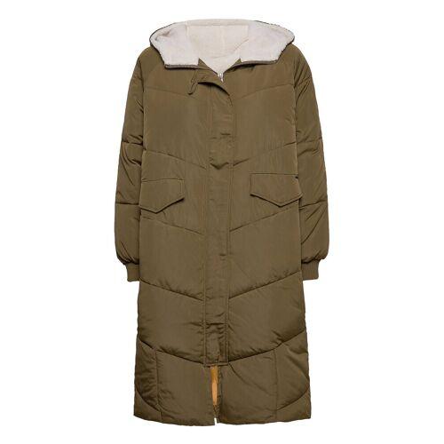 NÜMPH Nubelle Jacket Gefütterte Jacke Grün NÜMPH Grün 40,42,38,34,44