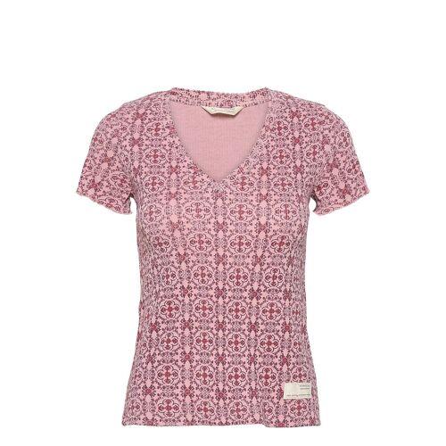 Odd Molly Erin Top T-Shirt Top Pink ODD MOLLY Pink XS,M,S,L,XL
