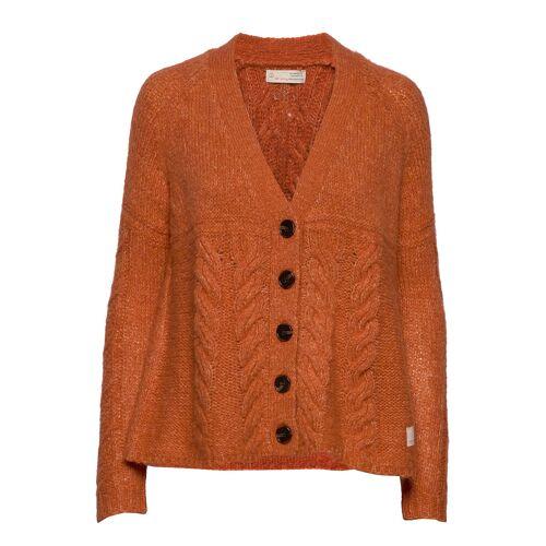 Odd Molly Cozy Hugs Cardigan Cardigan Strickpullover Orange ODD MOLLY Orange M,XS,L,S