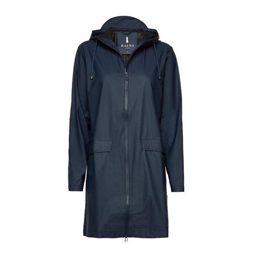 Rains W Coat Regenkleidung Blau RAINS Blau XS/S,S/M