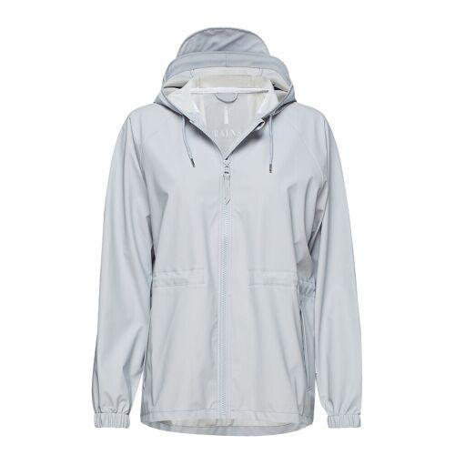 Rains W Jacket Regenkleidung Grau RAINS Grau