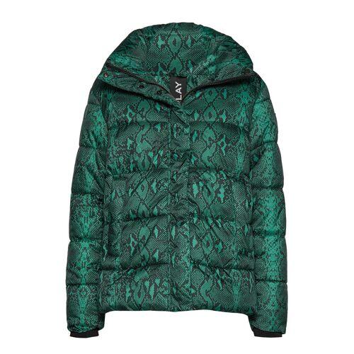 Replay Jacket Gefütterte Jacke Grün REPLAY Grün M,S,XS