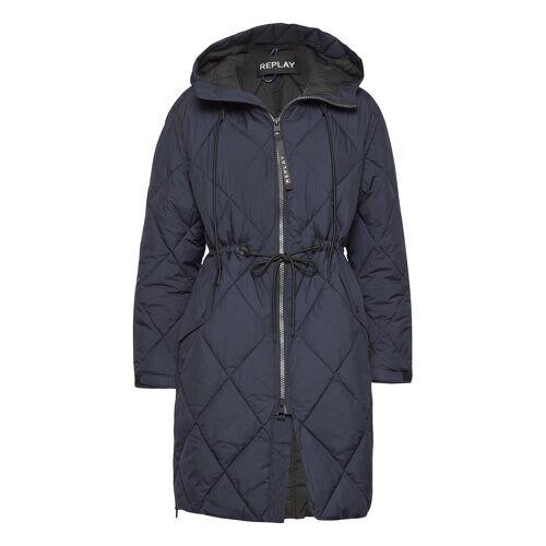 Replay Jacket Steppjacke Blau REPLAY Blau S,M,XS,L,XL