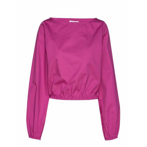 Rodebjer Vayk Crop Tops Pink RODEBJER Pink XL,M,S,L,XS