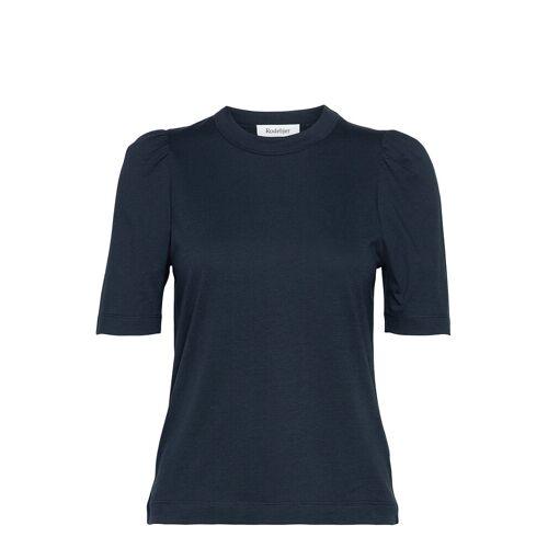 Rodebjer Dory T-Shirt Top Blau RODEBJER Blau M,S,L,XL,XS