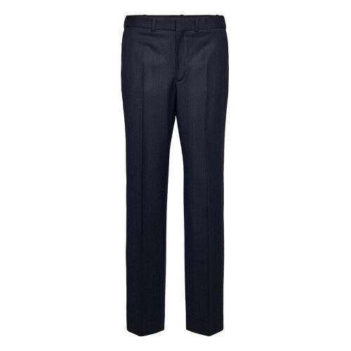 Rodebjer Erlinda Wool Hose Mit Geraden Beinen Blau RODEBJER Blau M,XS,L,XL