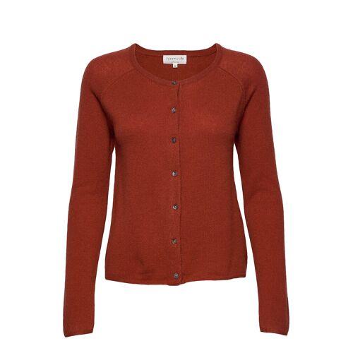 Rosemunde Cardigan Ls Cardigan Strickpullover Rot ROSEMUNDE Rot S
