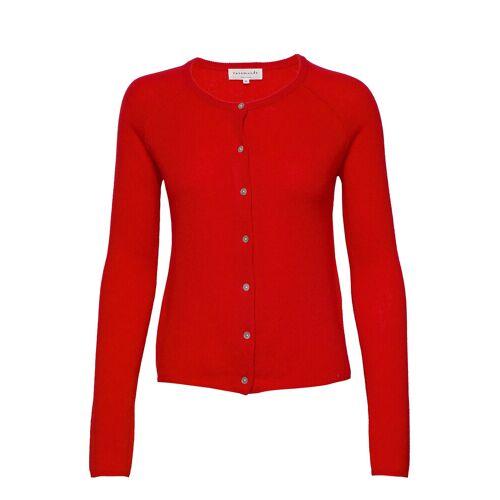 Rosemunde Cardigan Ls Cardigan Strickpullover Rot ROSEMUNDE Rot M,L,S,XS