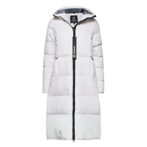 TENSON Shanna Parka Jacke Mantel Weiß TENSON Weiß 38,40,42