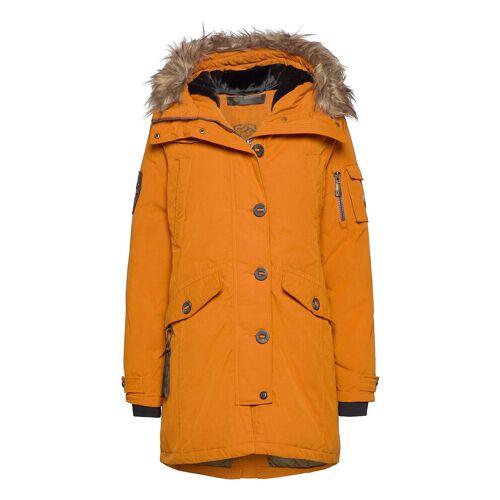 TENSON Lhasa Lady Parka Jacke Mantel Gelb TENSON Gelb 42,40
