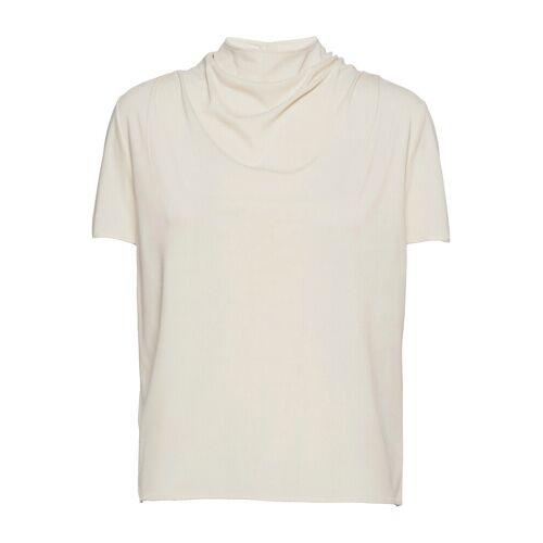 Tiger Of Sweden Volona J T-Shirt Top Creme TIGER OF SWEDEN Creme M,S,XS,L,XL