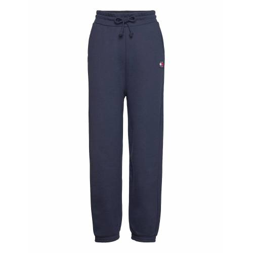Tommy Jeans Tjw Relaxed Hrs Badge Sweatpant Sweatpants Jogginghose Blau TOMMY JEANS Blau R/L,R/M,R/S,R/XS,R/XL