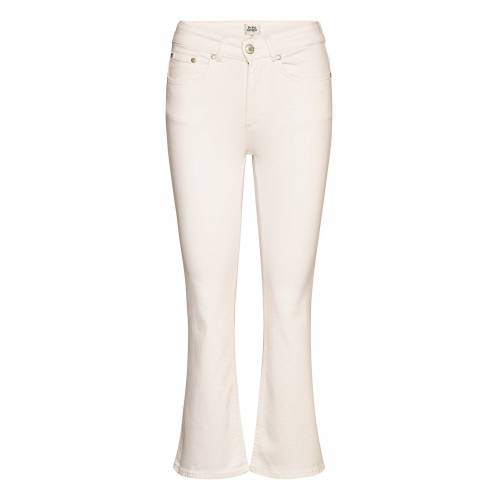 TWIST & TANGO Jo Jeans Jeans Mit Schlag Creme TWIST & TANGO Creme 29,26,30,27,28,25,31