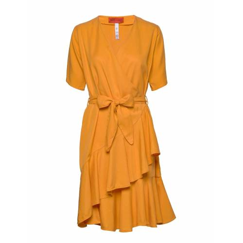 WHYRED Danica Kleid Knielang Orange WHYRED Orange 38,36,40,34