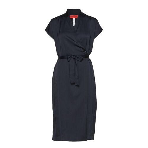 WHYRED Marien Kleid Knielang Blau WHYRED Blau 34