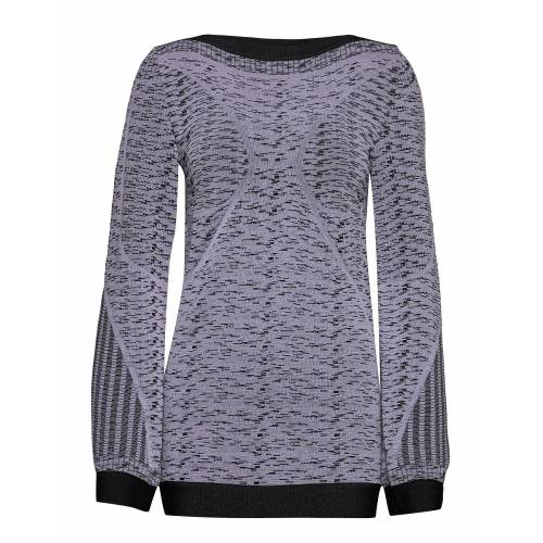 Wolford Arrow Poison Pullover Strickpullover Lila WOLFORD Lila M,L