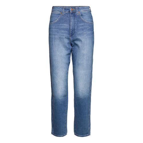 Wrangler Mom Jeans Jeans Mom Jeans Blau WRANGLER Blau 30,28,27,29,31,26,32
