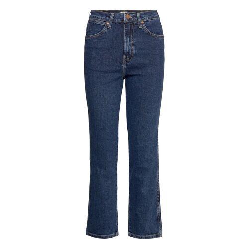 Wrangler Wild West Jeans Mit Weitem Bein Loose Fit Blau WRANGLER Blau 25,26,31,24,28,29,32,27,30